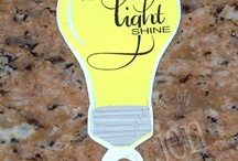 Bible: Let your light shine / by Linda Zaveson