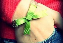 DIY bracelets  / by Caroline Ledet