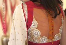 Saree blouse / by pragati singh