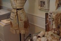 Art & Craft Studio Ideas / by Karen Lambert