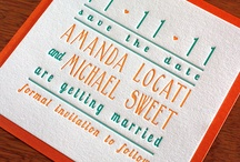{invitation design} amanda / by Invitations by Ajalon