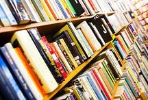 Books / by Alex Johnson