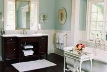 Bathroom Likes! / by Terri Michalenko