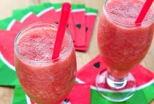 Smoothies and drinks / by sheryl koenigs