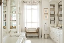 Bathrooms / by Petals & Plumes- Angie Etheridge(owner/designer)