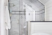 Bathroom remodel ideas / by Forgotten Bookmarks
