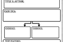 School - NonFiction Reading and Writing / by Jessica Smith