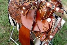 Horse Stuff / by Cassandra Dowden