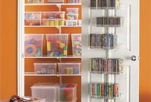 Get organized! / by Arlene Guiles