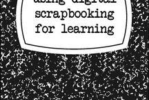 Digiscrapping / by Paula Kolarik