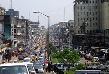 My Trip to Monrovia / by Barbara Holloway
