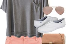 Simple style / by Ashley