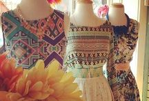 the spring / by Calypso Boutique