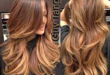 Chocolate & caramel / Personal hair makeover / by Shaun Gannon