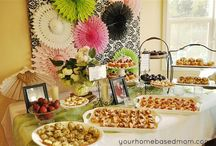 Bridal shower ideas / by Debbie White