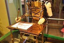 Automatons ~ Kinetic Sculpture ~ Mechanisms / Automata, Kinetic Sculpture and Mechanism Art / by Bent Whims Studio ~ Caroline Jones