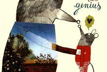Illustration / I love illustration and design / by Danielle Molenaar