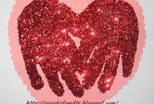 Valentine's Day!  / by Amanda Stigers