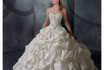 Wedding dresses  / by Kyrie Kremer