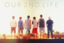 Our2ndLife<3 / by Caitlin Williams