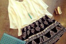 Summer lovin / Summer wear / by Lexi Dawson