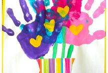 Kid art projects / by Erica Piner