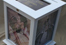 I DO; Wedding Card Box / Wedding Card Box for brides that love style! Love these Ideas for Chelsea's wedding reception and wedding shower.  Great ideas for card holders. / by The Perfect Card Box