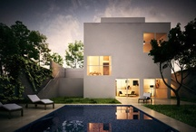 House Ideas  / by Antavia Mason
