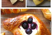 Decorative Bread & Pastries / by Joseph Gharib