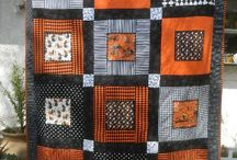 Quilts---Halloween & Fall / by Sue Dodge