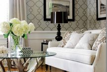 Living Rooms / by Melissa @ Living Beautifully