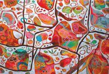Art: Rosetta Santucci / by Christi