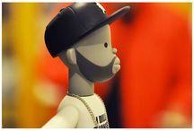 Hip-Hop Toys / by Grant Brydon