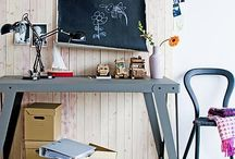 workspace | love / by julie rybarczyk