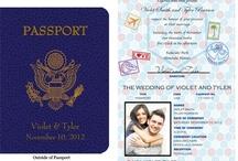 Wedding Invitation Inspirations / by Storkie Express