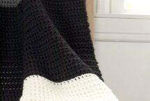 Crochet Blankets / by Cecilia Scherer Davidson