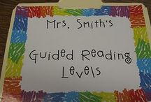 School - Reading / by Fiona C