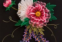 quilling / by Wanda Bloomer