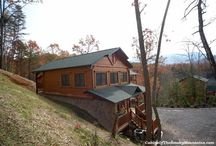 2-Bedroom Cabins in Gatlinburg / 2-bedroom rental cabins in Gatlinburg, Tennessee in the Smoky Mountains. Luxury amenities, 2 baths, hot tub, jacuzzi, games, TV's, wifi - & mountains! Call us 24/7 at 855-95-SMOKY, let us match the cabin to your needs. http://www.CabinsOfTheSmokyMountains.com  / by Cabins Of The Smoky Mountains