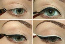 Make-up/ hair pins / by Kelsifer