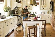 Farm Kitchen / by The Knitty Gritty Homestead