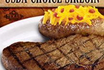 Texas Roadhouse Sweepstakes! / by Hollie Welch