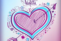 Violetta party / by Sara Grilo