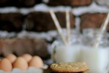 Biscuits / by Elsabe Doyle