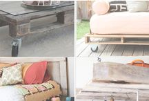Pallet Projects / by JoAnn Carson