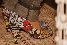 Geek Fashion / by Brandi Williams