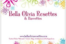 Bella Olivia Rosettes and Headbands Photography / Custom designed flower/rosette hair barrettes for local photographers.  Here are samples of their works and links to both their sites for hiring and my own for purchasing.  www.peachpix.com, Sarah Peach Photography  www.kellygorneyphotography.com, Kelly Gorney Photography  www.facebook.com/kimberlysprickmanphotography, Kimberly Sprickman Photography  www.bellaoliviarosettes.com / by Bella Olivia Tutus