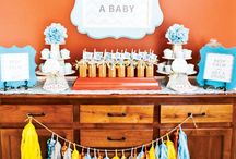 Baby shower / by Lailani Corrales