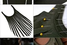 felt fabric sew / by Pollywog's Treasures