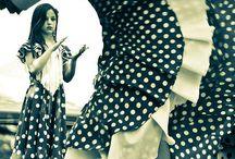 Flamenco Dancers / Bailarines Flamencos / by Ritzi